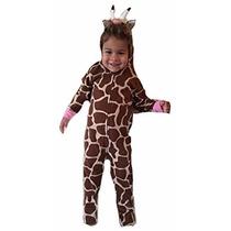 Disfraz De Jirafa Primavera Niños Niñas Animales Disfraces