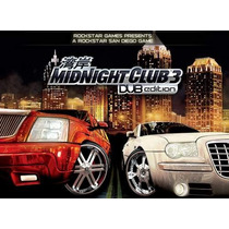 Patche Midnight Club3 Game