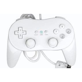 Controle Nintendo Wii Pro Classic Pro 12x Branco Sports