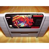 Super Metroid Español Repro Super Nintendo Snes