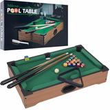 Mini Mesa De Pool De Madera Para Niños Pool Table Cresko