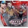 Wwe Battle Pack John Cena & Kevin Owens Mattel