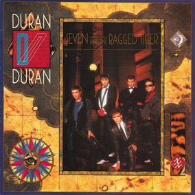 Duran Duran - Seven And The Ragged Tiger Vinilo Full Made Us