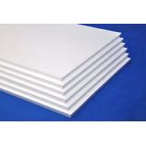 Placas / Folhas De Isopor 10 Mm - Pct Com 25 Folhas 50x50cm