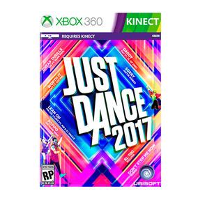 Juego Xbox 360 Just Dance 2017 Limited Ibushak Gaming