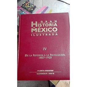 Gran Historia De Mexico Ilustrada Libro En Buen Estado