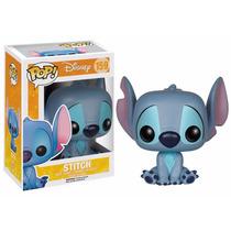 Funko Pop Stitch Sentado Lilo Y Stitch Disney