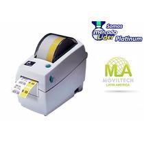 Impresora Zebra Lp2824 Termica De Etiquetas