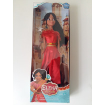 Boneca Elena Of Avalor Desenho Disney Articulada 28 Cm