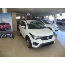 Fiat Mubi 1.0 8v Evo Flex Way Manual 2017/2017