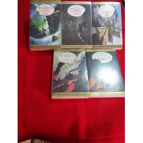 Libros Señor De Los Anillos Paquete De 5 Pzas