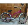 Bicicleta Kent Del Rio De Mujer Cruiser Rodada 26 Aluminium