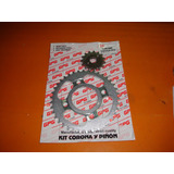 Kit Corona Piñon Zanella Rx 150 Giliera Vc 150