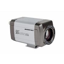 Cftv Camera Profissional Zoom 30x 600tlv Showtec + Cxa Prot