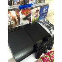 Playstation3 Play3 Playstation3+3 Jogos De Brinde