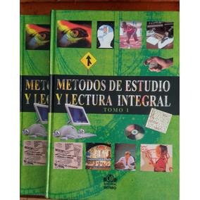 Métodos De Estudio Y Lectura Integral, 2 Tomos, Edit. Reymo