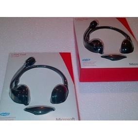 Audifonos Microsoft Lx-2000 Lifechat Plegable