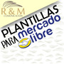 Plantilla Para Publicaciones De Mercado Libre