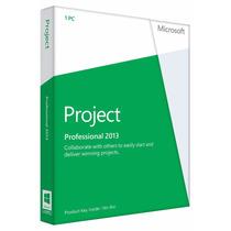 Project Pro2013 1pc Original