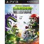 Plantas Vs Zombies Ps3 Garden Warfare Lgames