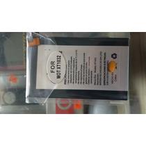 Bateria Motorola Moto X Xt1058, Xt1060, Xt1053 Xt912 Ex34