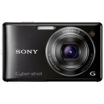 Camara Digital Sony Dsc-w390-impecable! Con Mensaje De Error
