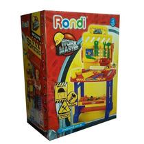 Banco De Trabajo Work Master Rondi Original 56 Pzas