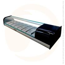 Vitrina Refrigerada Sobre Mostrador Sushi Actc-69 Asber