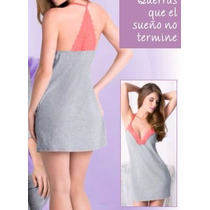 Vicky Form Sueños Pijama Camison Coqueto Mod.4609