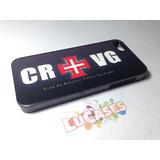 Capa Capinha Celular Vasco Da Gama Crvg Iphone 4 5 6 6s Plus