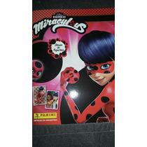 Album Miraculous Lady Bug Completo Las 192 Figuritas A Pegar