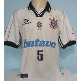 Camisa Do Corinthians Original Topper Vampeta 1999 - 20