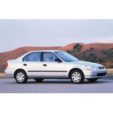 Amortiguadores Honda Civic Trasero Del 95 Al 99