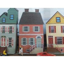 Hec Trenes Escala Ho Edificio Ihc Casa Barnum House P. Armar