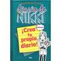Diario De Nikki: Crea Tu Propio Diario; Raquel Envío Gratis