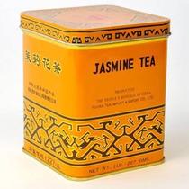 Jasmine Tea Fujian - Chá De Jasmin (lata) 227g - Importado