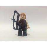Lego Marvel - Hawkeye Ojo De Halcón 2012 Original Mym