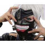 Máscara Tokyo Ghoul Kaneki Ken Cosplay Original Promoção!