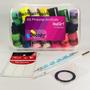 Kit De Pinturas Acrílicas Decoración Uñas Manicure Nail Art