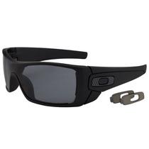 Óculos De Sol Oakley Batwolf Polarizado 9101 04 Original