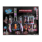 Monster High Escuela De Lujo