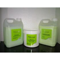 Hidratage Shampoo+ Condic 4,6 L+ Masc Reest Extr Cupuaçu 2,4