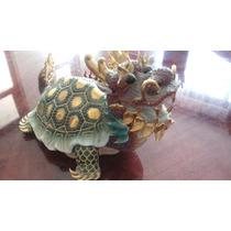 Figura Japonesa Ceramica