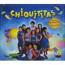 Cd Chiquititas Viol 1 Remexe - Original E Lacrado