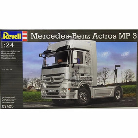 Revell 07425 Mercedes Benz Actros Mp 3 1:24 Milouhobbies
