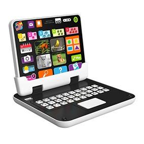Kidz Delight Tech Demasiado Mi Primera 2 En 1 Tableta, Negr
