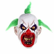 Máscara De Palhaço Assustador Terror 8 - Pronta Entrega