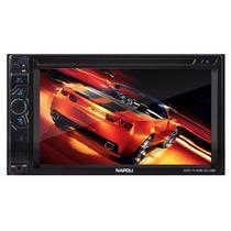 Dvd Player Napoli 2din 6290z 6.2pol Tv Digital,bth,sd/usb