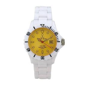 Reloj Toy Watch Fl01why Blanco Masculino