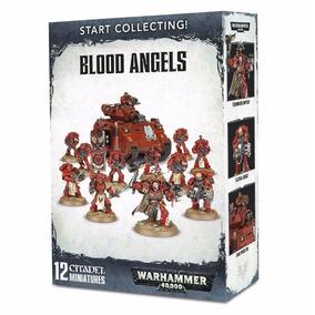 Start Collecting Blood Angels Warhammer 40000 Games Workshop